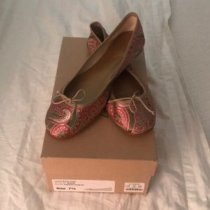 BRAND NEW NEVER WORN JCrew Flats